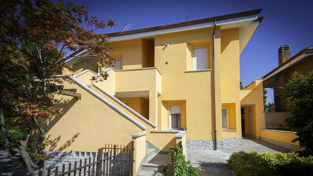 Colori Per Pittura Esterna Casa pitture per esterni - vigliano edilizia